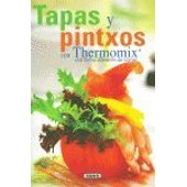 Tapas Y Pintxos Con Thermomix de Proforma Visual Communication