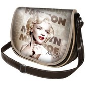 Marilyn Monroe - Sac � Main Bandouli�re 34 Cm Glamours