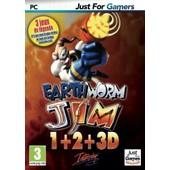 Earthworm Jim - Compilation 1+2+3d [Jeu Pc]