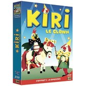 Kiri Le Clown : Coffret 2 de Jean Image
