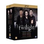 Twilight, La Saga - L'int�grale - Blu-Ray de Catherine Hardwicke