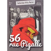 56 Rue Pigalle de Willy Rozier
