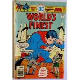 World's Finest N�238 (Vo) 06/1976