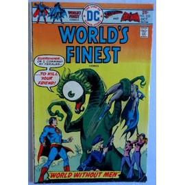 World's Finest N�233 (Vo) 10/1975