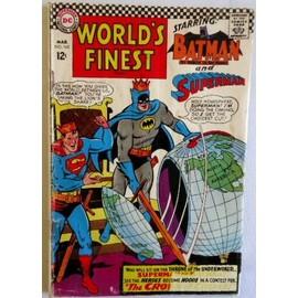 World's Finest N�165 (Vo) 03/1967