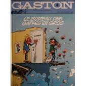 Le Bureau Des Gaffes En Gros Gaston 4 de franquin