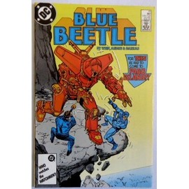 Blue Beetle N�15 (Vo) 08/1987