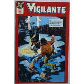The Vigilante N�31 (Vo) 07/1986