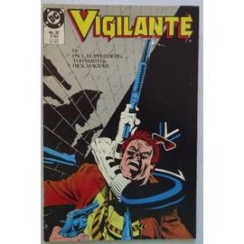 The Vigilante N�32 (Vo) 08/1986