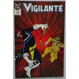 The Vigilante N�35 (Vo) 11/1986
