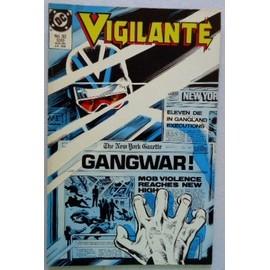The Vigilante N�30 (Vo) 06/1986