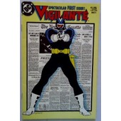 The Vigilante N�01 (Vo) 11/1983