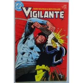 The Vigilante N�02 (Vo) 01/1984