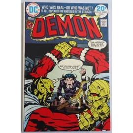 The Demon N�15 (Vo) 12/1973