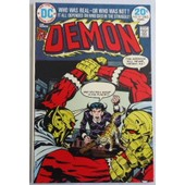 The Demon N�15 (Vo) 12/1973