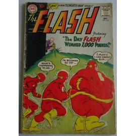 The Flash N�115 (Vo) 09/1960