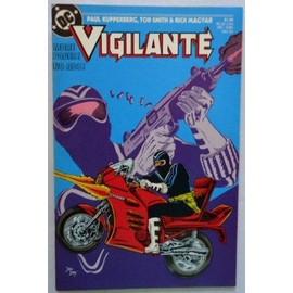 The Vigilante N�24 (Vo) 12/1985