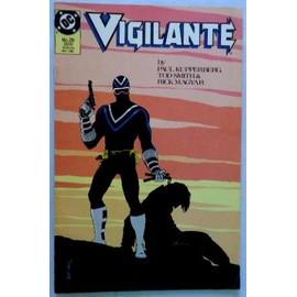 The Vigilante N�29 (Vo) 05/1986