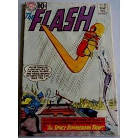 The Flash N�124 (Vo) 11/1961
