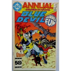 Blue Devil Annual Double Size N�01 (Vo) 11/1985