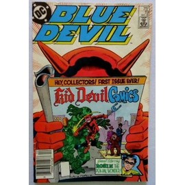 Blue Devil N�19 (Vo) 12/1985