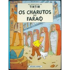 Les Cigares Du Pharaon - Portugais Verbo Coed - Hergé
