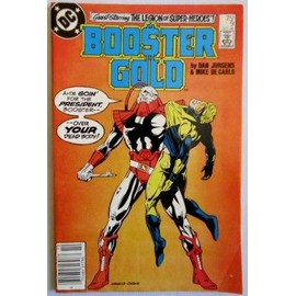 Booster Gold N�09 (Vo) 10/1986