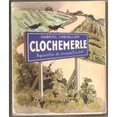 Clochemerle Aquarelles Originales De Jacques Touchet de gabriel chevallier