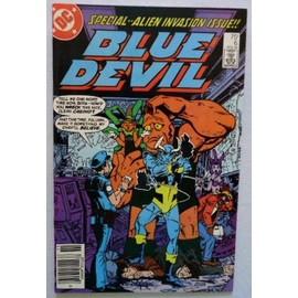 Blue Devil Double Size N�06 (Vo) 11/1984
