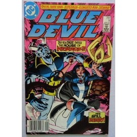 Blue Devil N�04 (Vo) 09/1984
