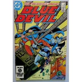 Blue Devil N�08 (Vo) 01/1985