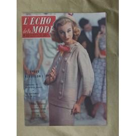 L'echo De La Mode N� 52