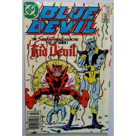 Blue Devil N�14 (Vo) 07/1985