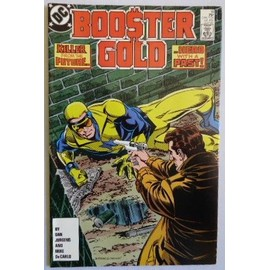 Booster Gold N�18 (Vo) 07/1987