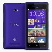T�l�phone Factice (Dummy) Htc Windows Phone 8x Blue