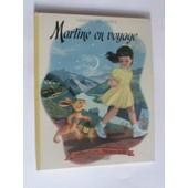 Martine En Voyage de gilbert delahaye