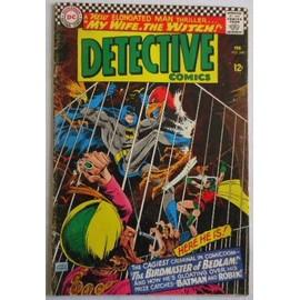 Detective Comics N�348 (Vo) 02/1966