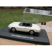 Edison G. 1/43 Alfa Romeo Duetto 1966!!!