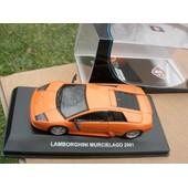 Edison G. 1/43 Lamborghini Murcielago 2001!!!