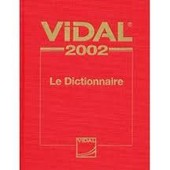 Vidal 2002 - Le Dictionnaire de Vidal