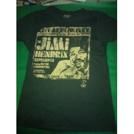 T-shirt jck and jns JIMI HENDRIX TAILLE M