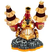 Skylanders Giants Single Figurine : Drill Sergeant