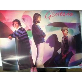 Poster Genesis 1977-1978