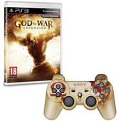 God Of War Ascension+ Dual Shock Gow
