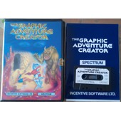 The Graphic Adventure Creator (K7 Zx Spectrum 48k)