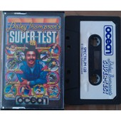 Daley Thompson's Supertest (K7 Zx Spectrum 128k)