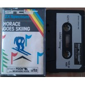 Horace Goes Skiing (K7 Zx Spectrum 16/48k)