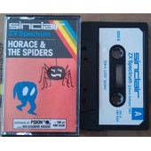 Horace And The Spiders (K7 Zx Spectrum 16/48k)