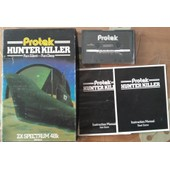 Hunter-Killer (K7 Zx Spectrum 48k)