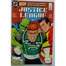 Justice League N�05 (Vo) 09/1987